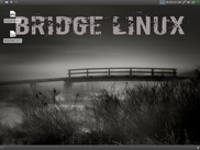 Bridge Linux Xfce 2012.1